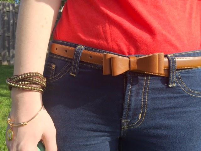 Target Bow Belt