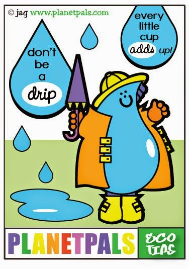 Simple Ideas For Responsible Water Use For Every Day Tasks For You and Your Kids!
