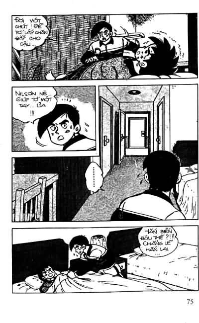 Jindodinho - Đường Dẫn Đến Khung Thành III Tập 26 page 75 Congtruyen24h