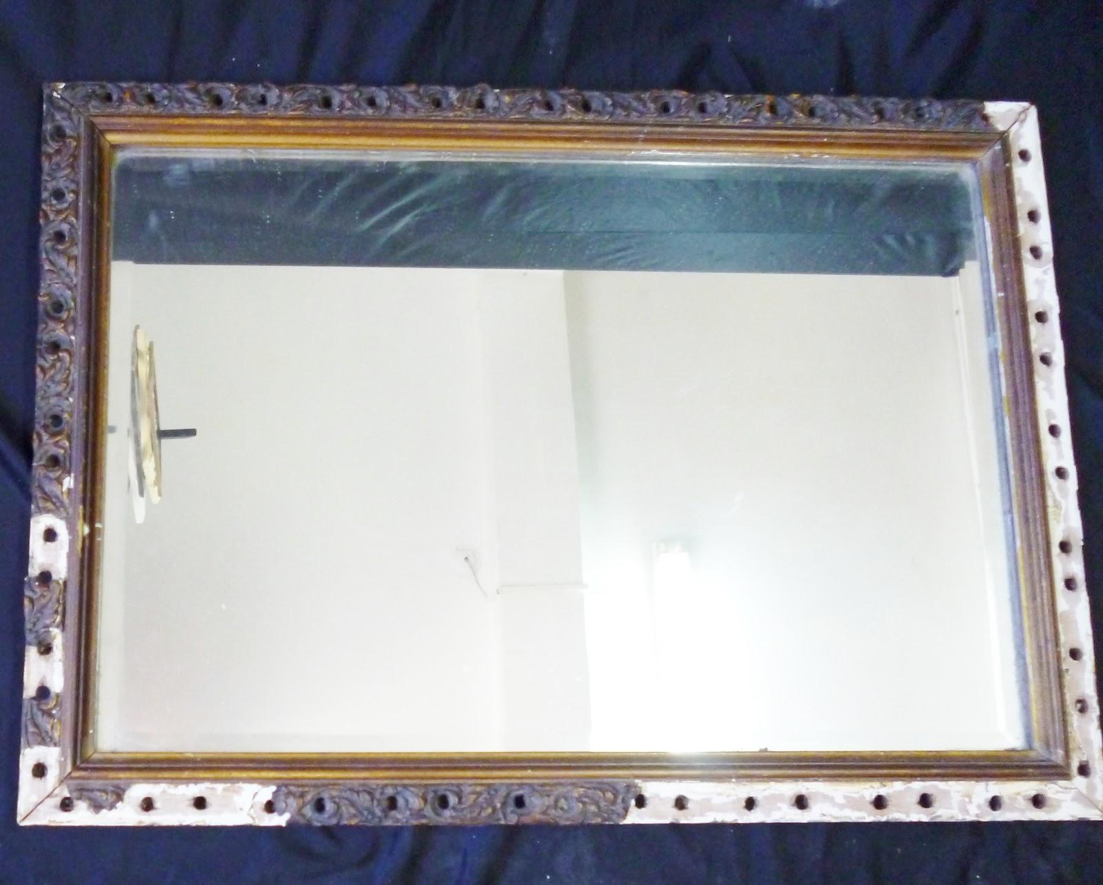 Almas en el viento marcos artesanales para cuadros y - Cuadros de espejo ...