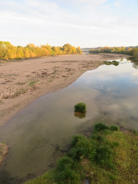 Attendre la Loire