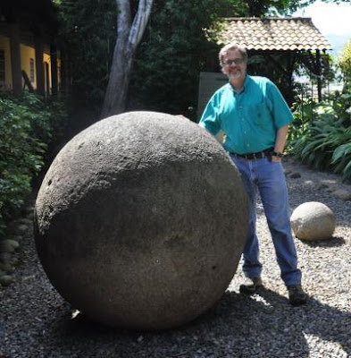 The Giant Stone Balls of Costa Rica: Out-of-place Artifacts (OOPArt)