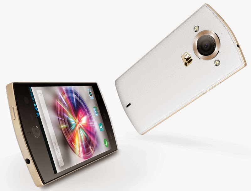 Micromax Canvas Selfie A255
