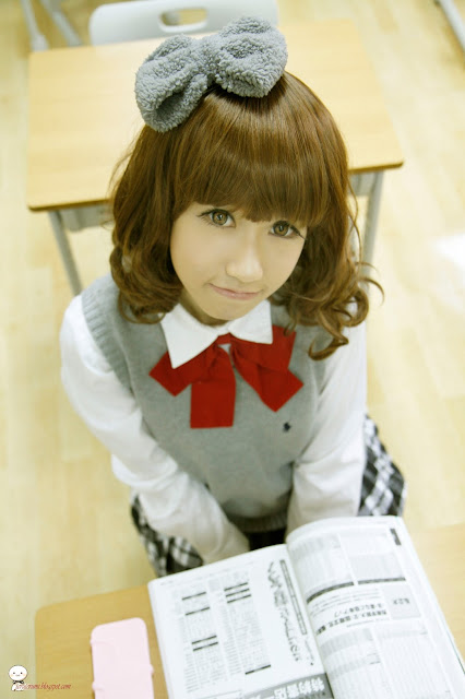 Jyoshi kousei Japanese High School Girl Cosplay