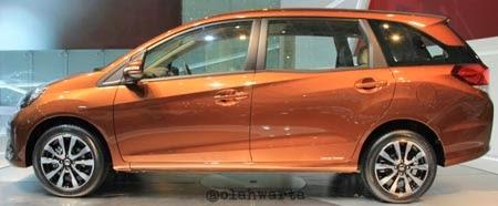 Harga Honda Mobilio Terbaru