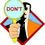 """10 """"Don'ts"""" When it Comes to HR Metrics"""