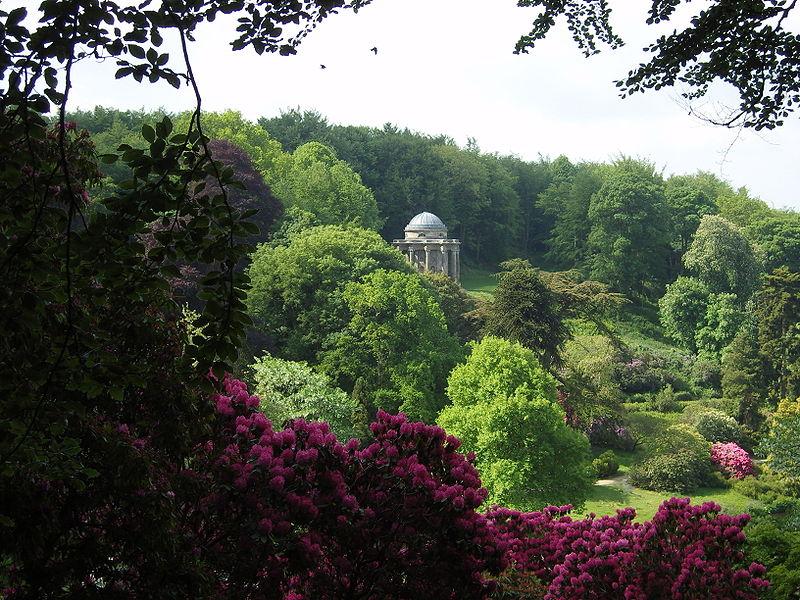 Stourhead Garden The Traveller
