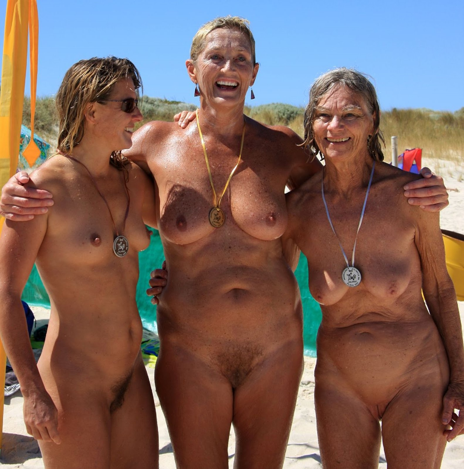 Olympians Posing Nude 80