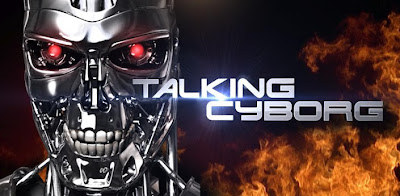 Talking Cyborg Apk