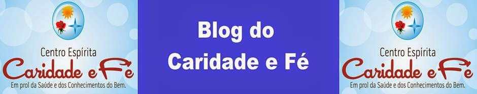 Blog do Caridade e Fé.