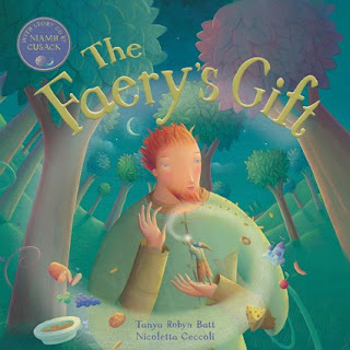 The Faery's Gift: Barefoot Books-LadyD