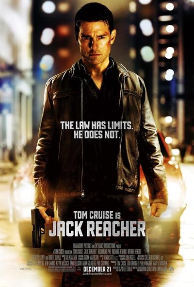 Jack Reacher DVDRip Español Latino