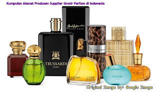 Kumpulan Alamat Produsen Supplier Grosir Parfum