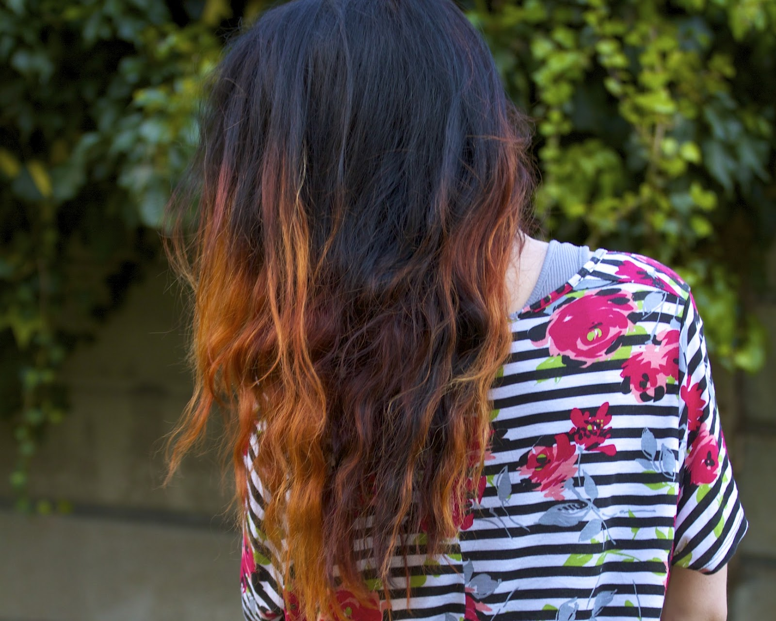 Get Savvy A Guide On How To Dip Dye Pre Dyed Dark Hair Thats So