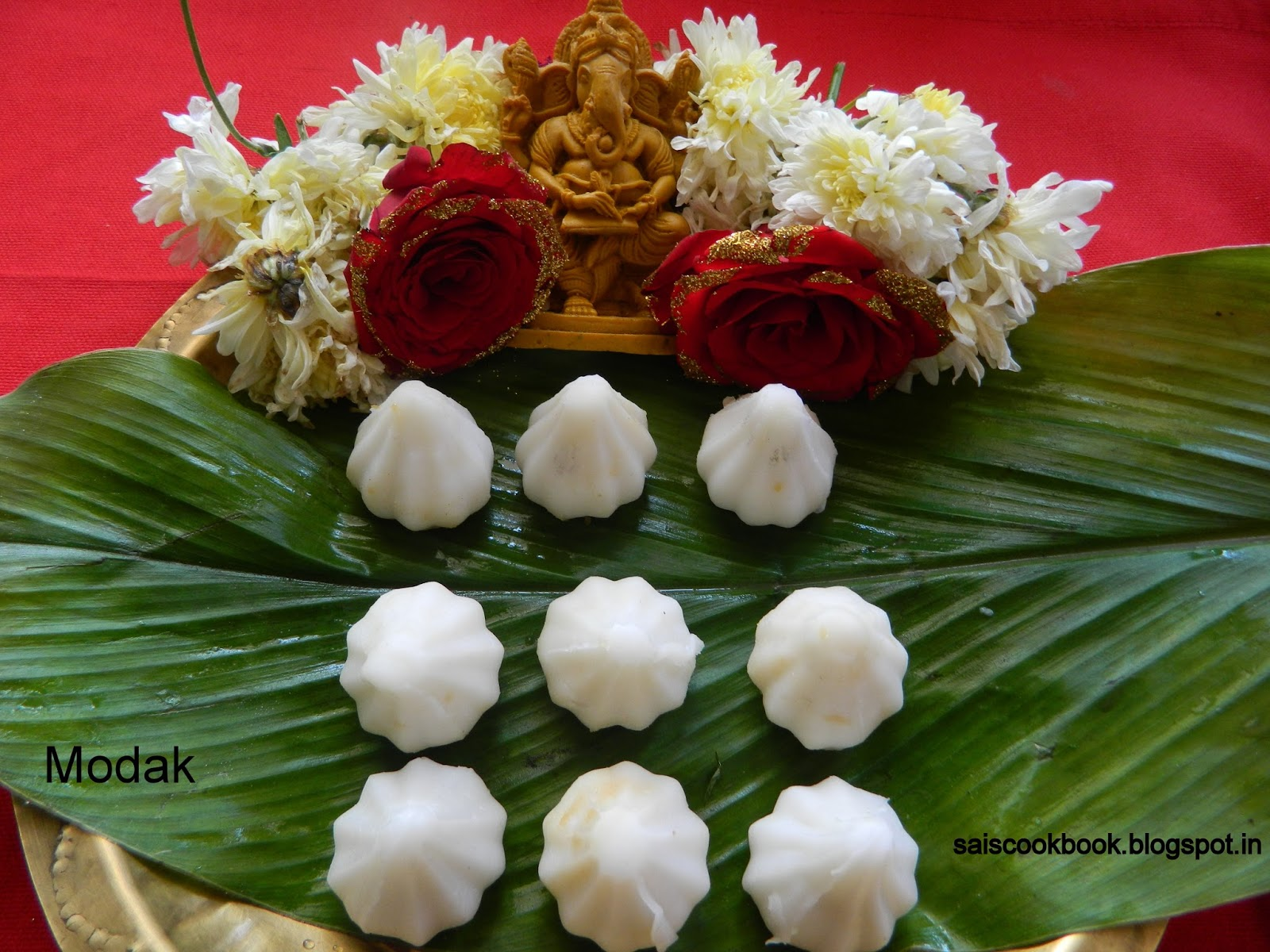 Ganesh chaturthi flowers may flower blog - I Had Clicked Few Pictures But They Are Not Very Clear Happy Ganesh Chaturthi And Gowri Pooja To All Those Are Celebrating