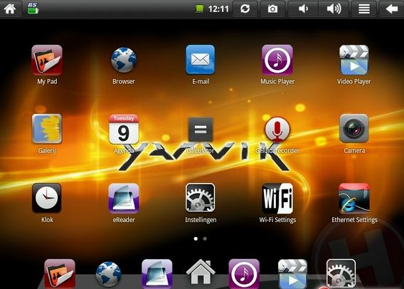 Yarvik TAB310 Android