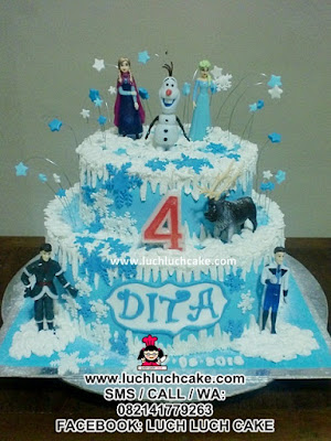 Kue Tart Frozen Tingkat Daerah Surabaya - Sidoarjo