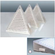 COIL050 LED triangulo cocina luz