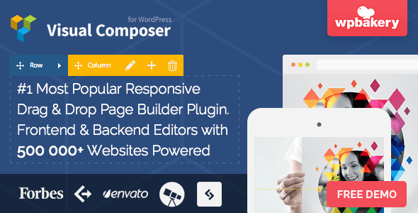 Download Visual Composer v4.6 Page Builder for WordPress Plugin