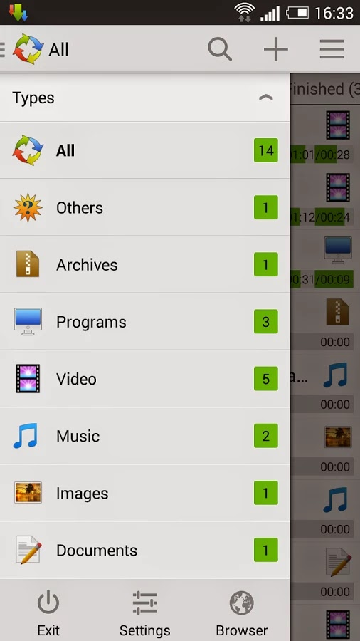 Advanced Download Manager Pro v3.6.6