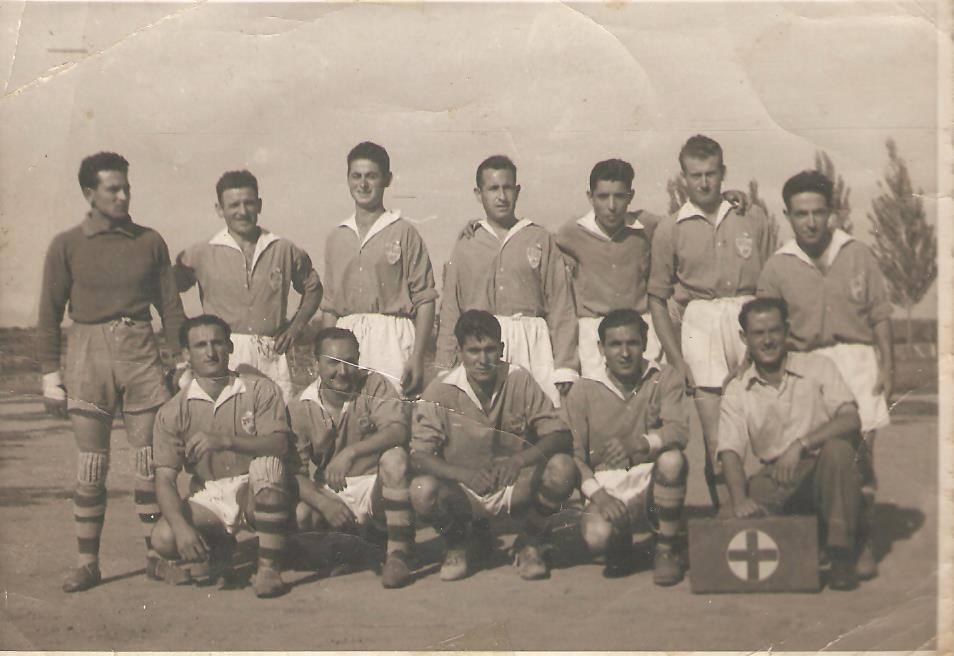 FOTO DE BINEFAR-EQUIPO DE FUTBOL 1952