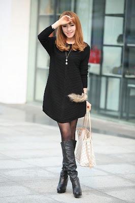 Trend Model Baju Korea Terbaru 2013