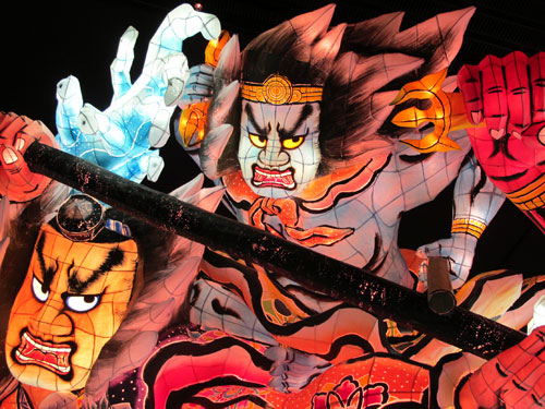 Nebuta Festival, Aomori, Tohoku