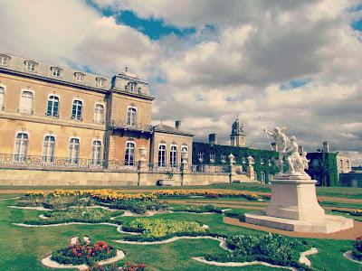 garden, England, Wrest Park, English Heritage, visit