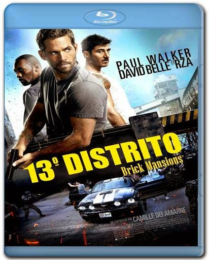 13º Distrito AVI BDRip Dual Audio + RMVB Dublado + BRRip + Bluray 720p e 1080p