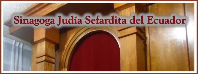 Sinagoga Sefardita del Ecuador