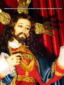 Junio - Sagrado Corazón de Jesús - Templo San Francisco