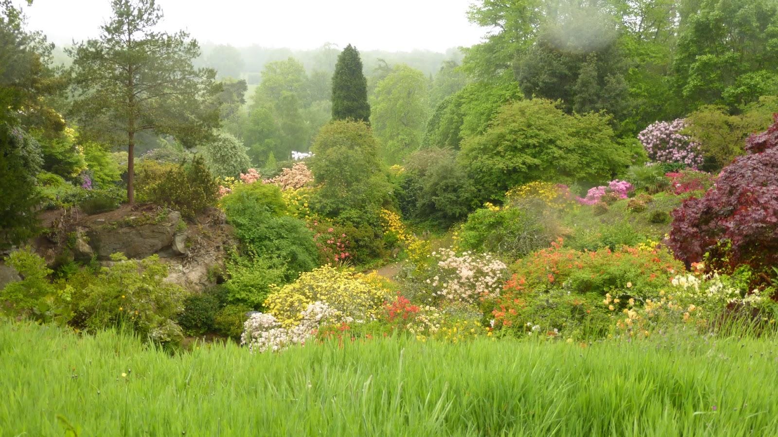 Mon jardin entre terre et mer last but not least scotney castle - Terre de bruyere ...