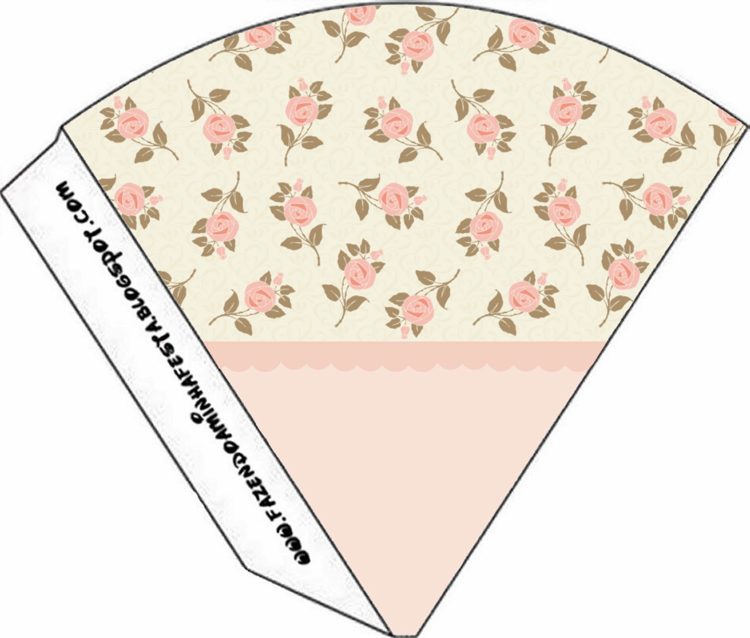 free printable cones free printable cupcake wrappers