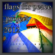 flags for peace project 2012