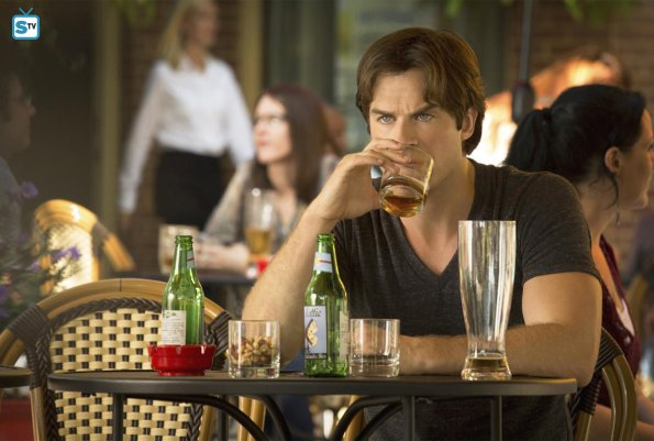 The Vampire Diaries - Day One of Twenty-Two Thousand, Give or Take - Review