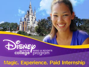 disney college program magical internship