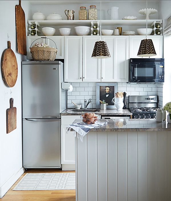 home garden 35 ides pour amnager une petite cuisine
