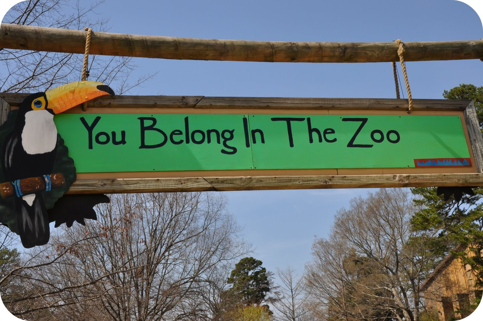 who belongs in the zoo Zoo train engineers, actors for live shows, hosts for special events, and other positions are open at the santa barbara zoo (santa barbara zoo).
