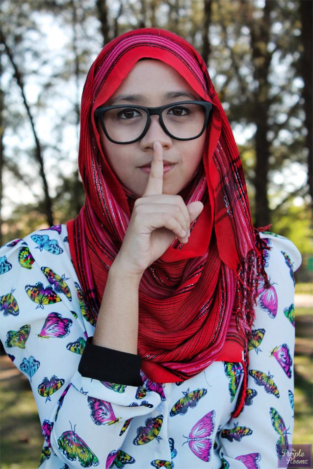 """""""red shawl"""""""