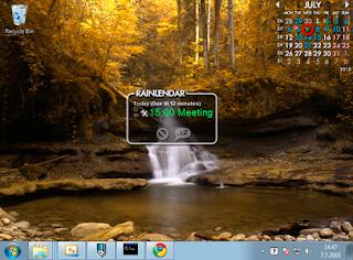 Rainlendar Pro v2.10 Build 120 Multilingual