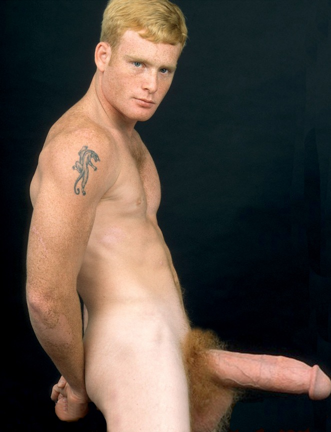 Redhead on big dick