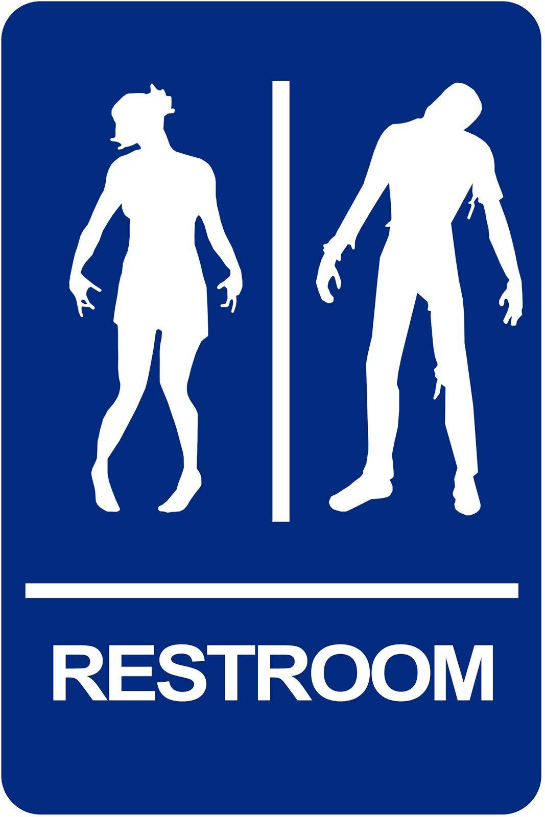 Http Zombiecreep Blogspot Com 2012 05 Restroom Html