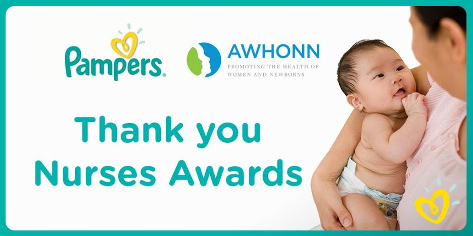 Pampers Thank You Nurses Awards