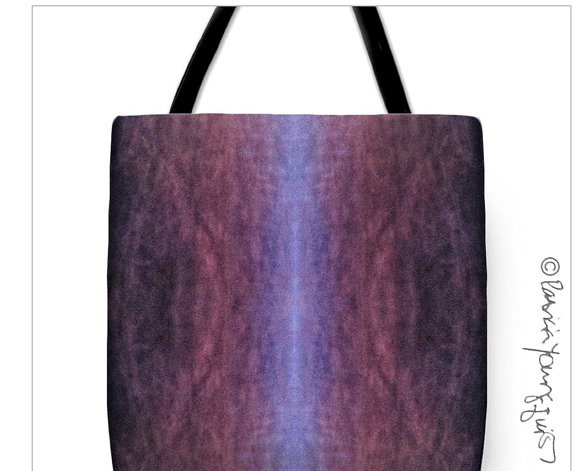 MY KALEIDOSCOPIC-THEMED TOTE BAGS