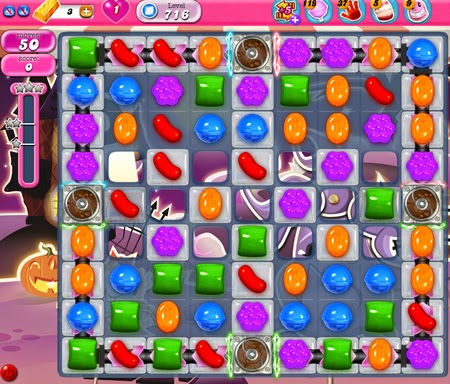 Candy Crush Saga 716