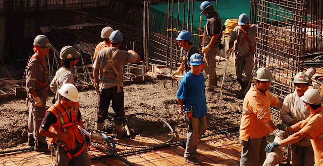 Trabajadores y normas de seguridad