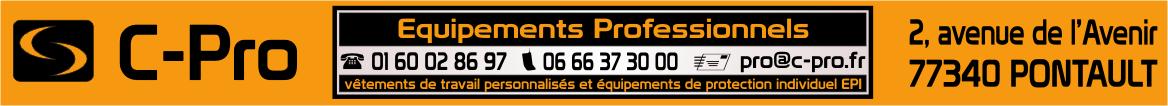 C-Pro : Equipements Professionnels