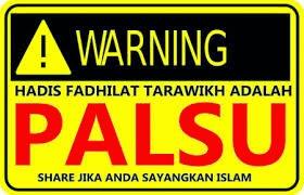 HADITH PALSU TENTANG FADILAT PUASA DI BULAN RAMADHAN