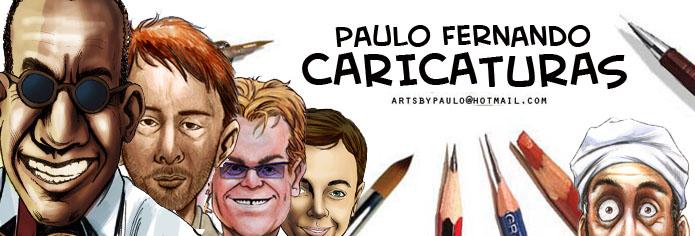 Paulo Fernando desenhos