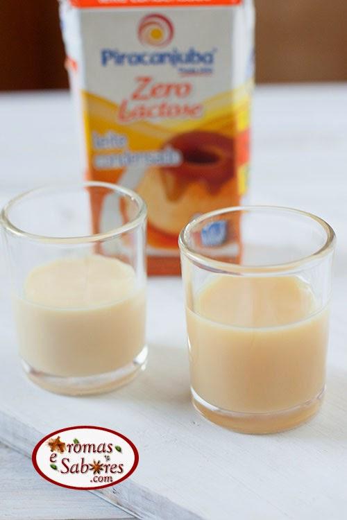 Leite condensado sem lactose